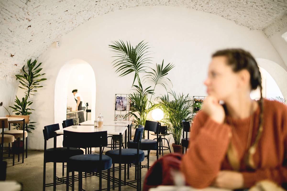 Interior Dear Breakfast Lissabon