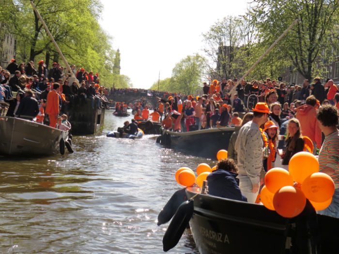 kings day amsterdam