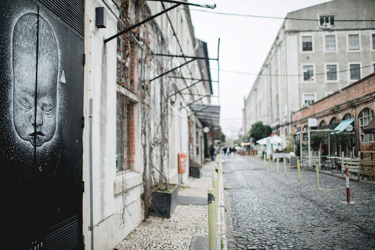 LX Factory Streetart
