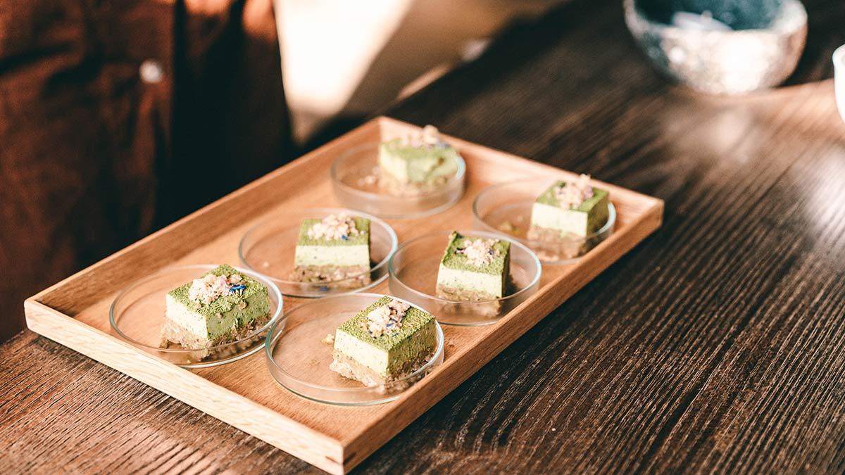 Matcha Cheesecake
