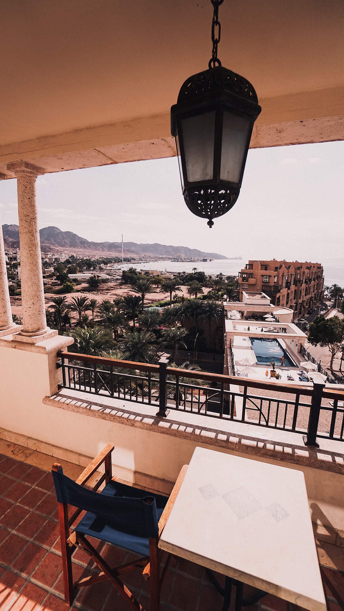 Moevenpick Resort und Residences Aqaba Ausblick