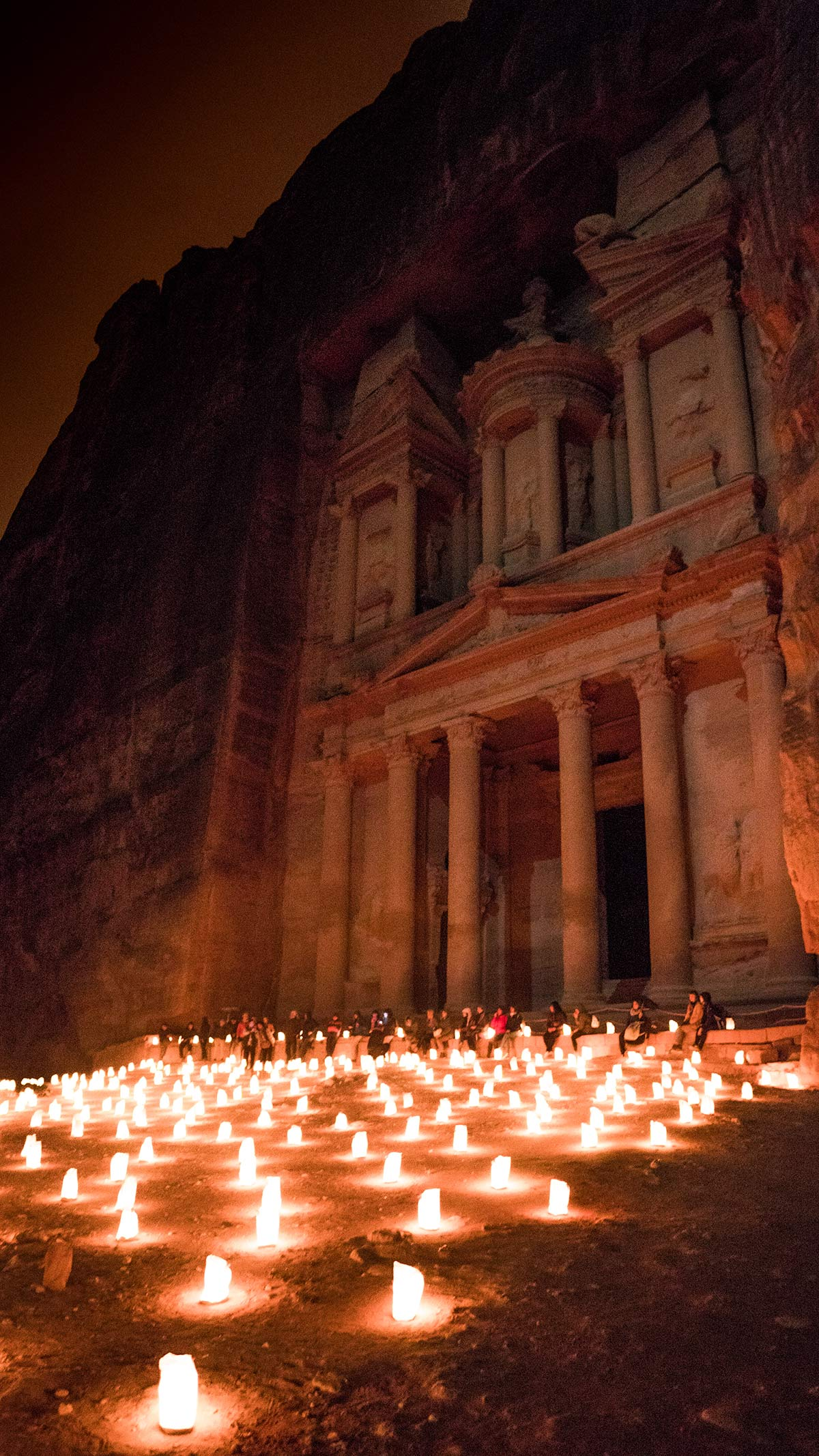 Petra by Night Event