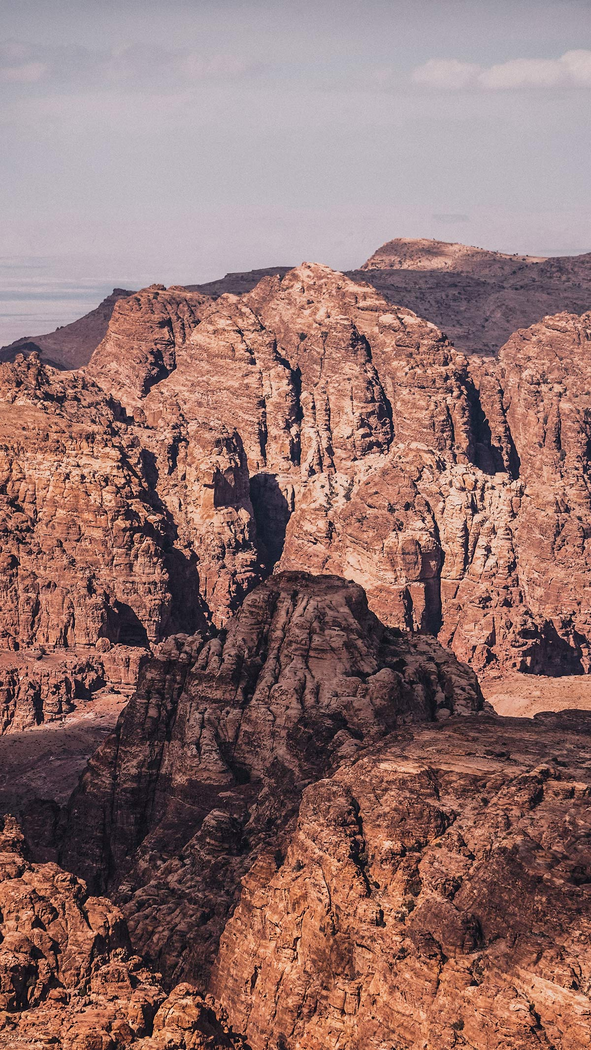 Petra Moevenpick Nabatean Castle Berge