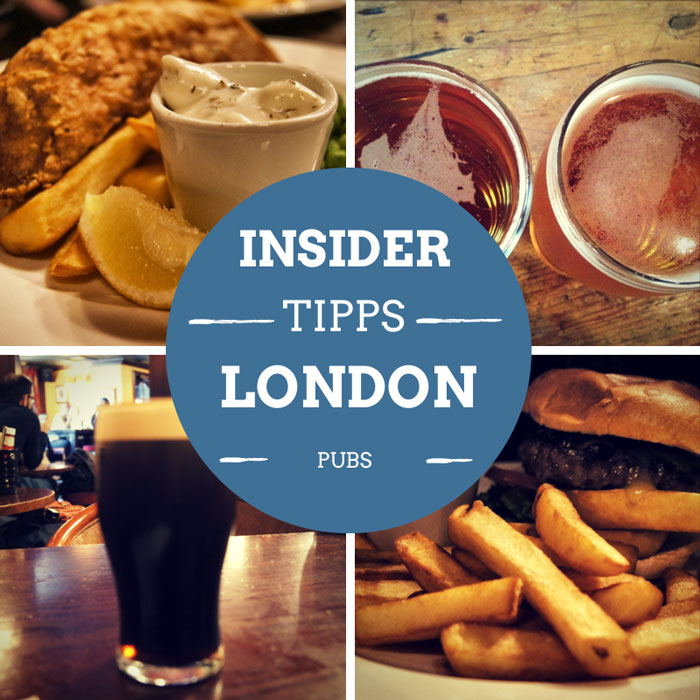 pubs in london