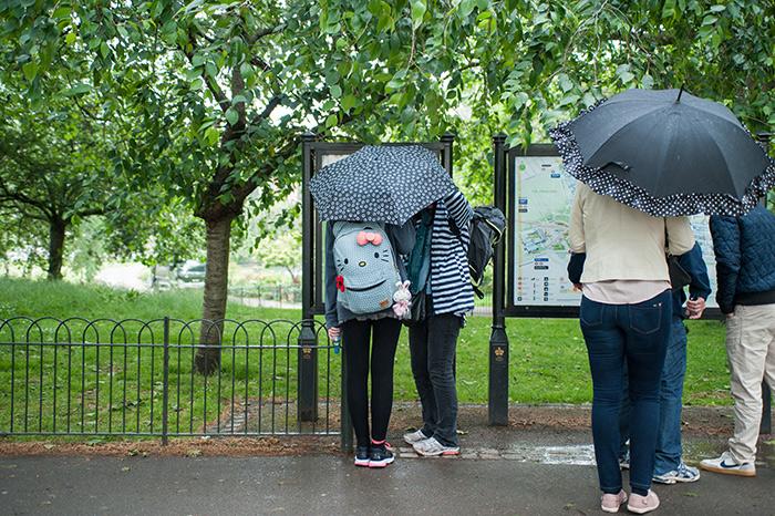regen in london