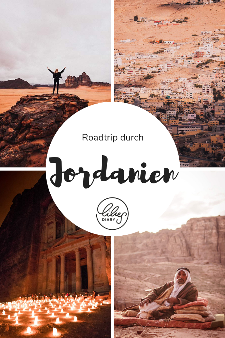 Roadtrip Jordanien