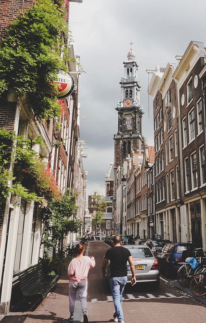 stadtviertel amsterdam