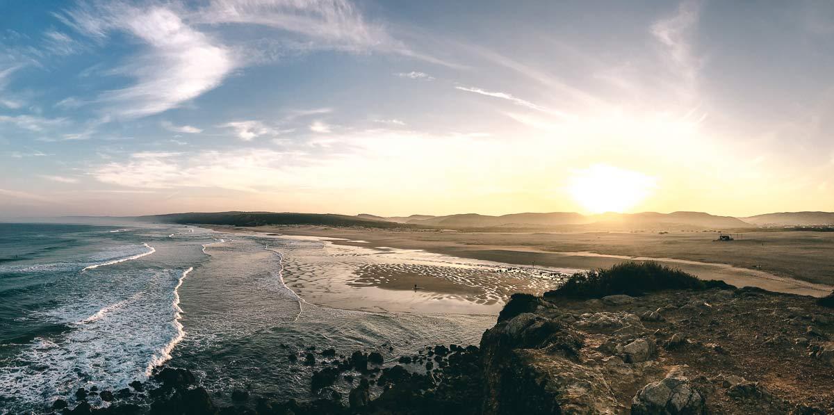 Straende Surfen Portugal