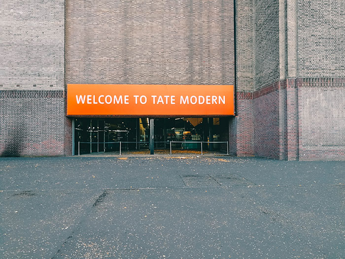 tate modern in london
