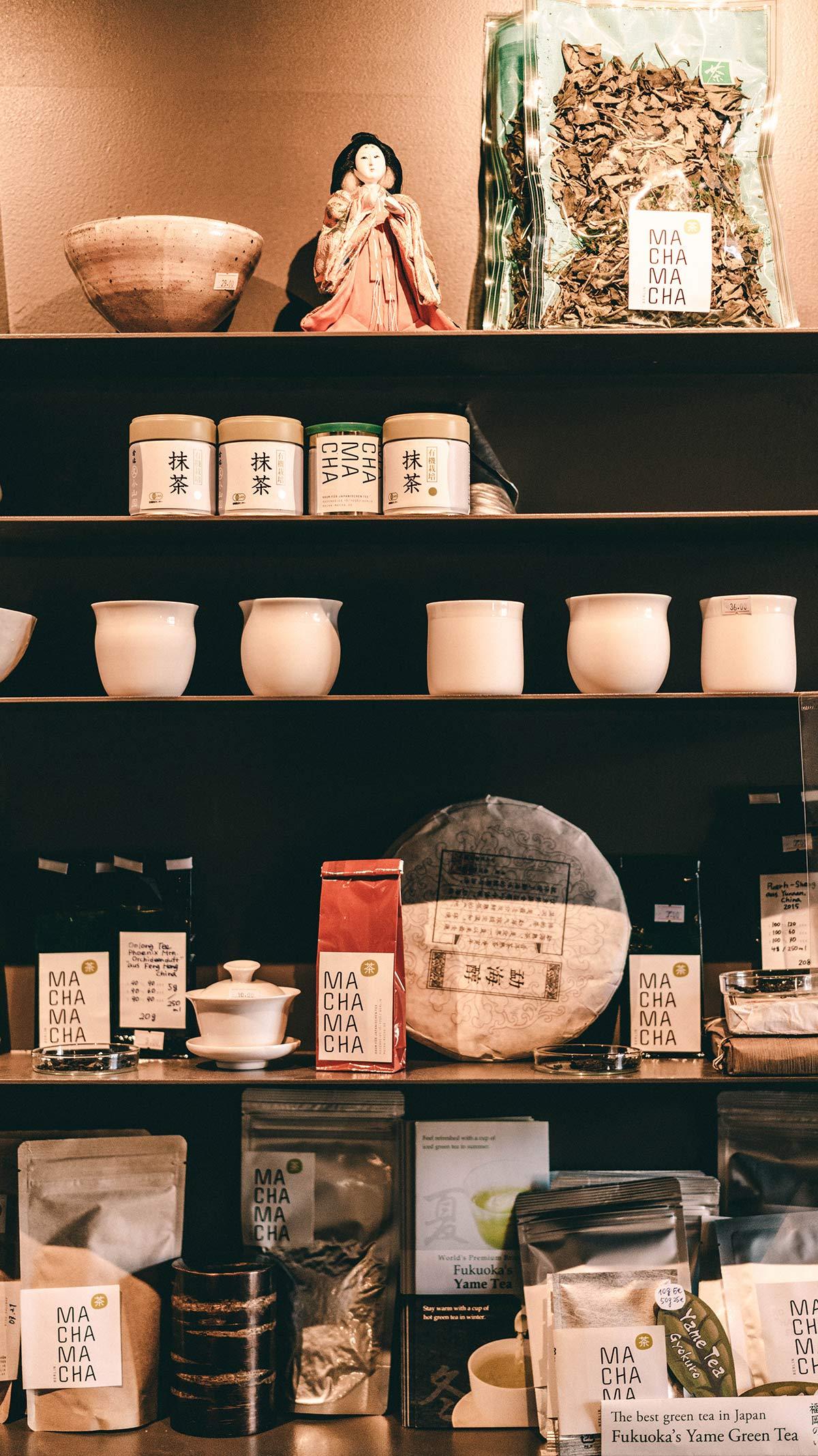 Teeladen Macha Macha Hasenheide