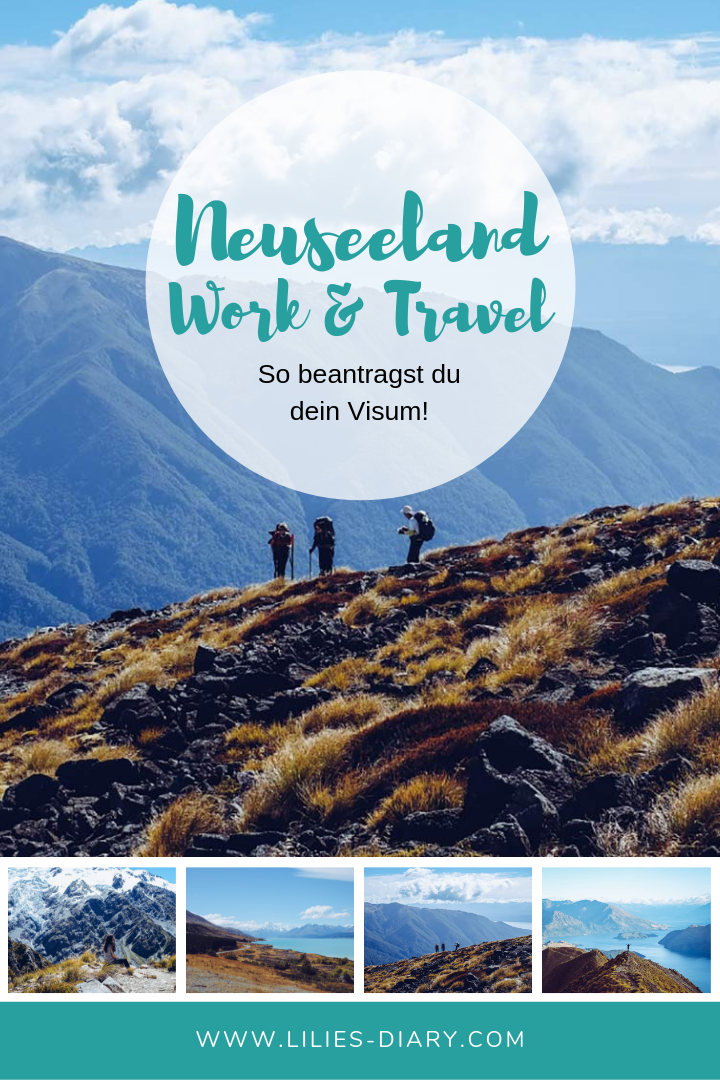 tipps work & travel visum neuseeland