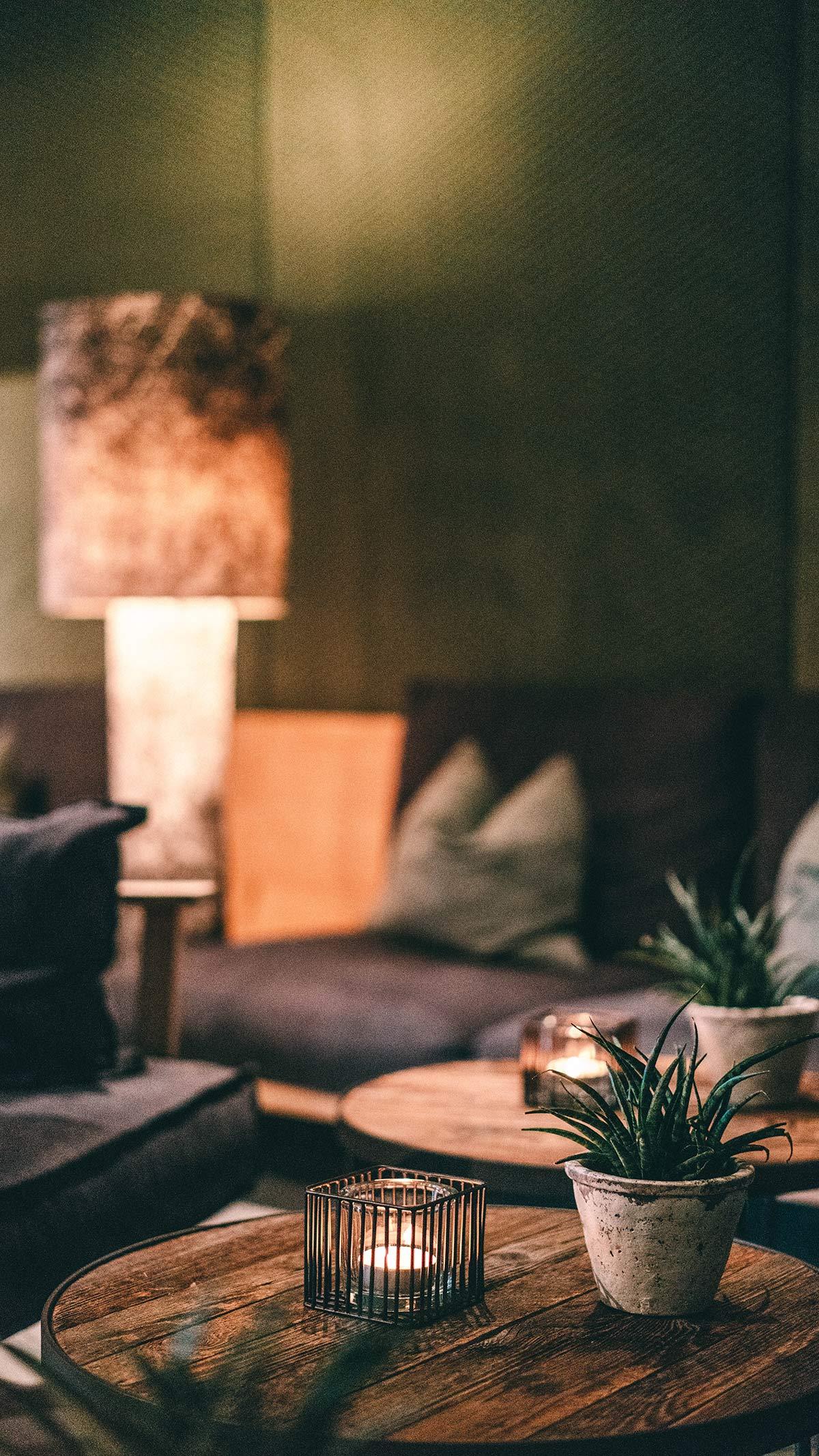 Hotel Forsthofgut Dekoration