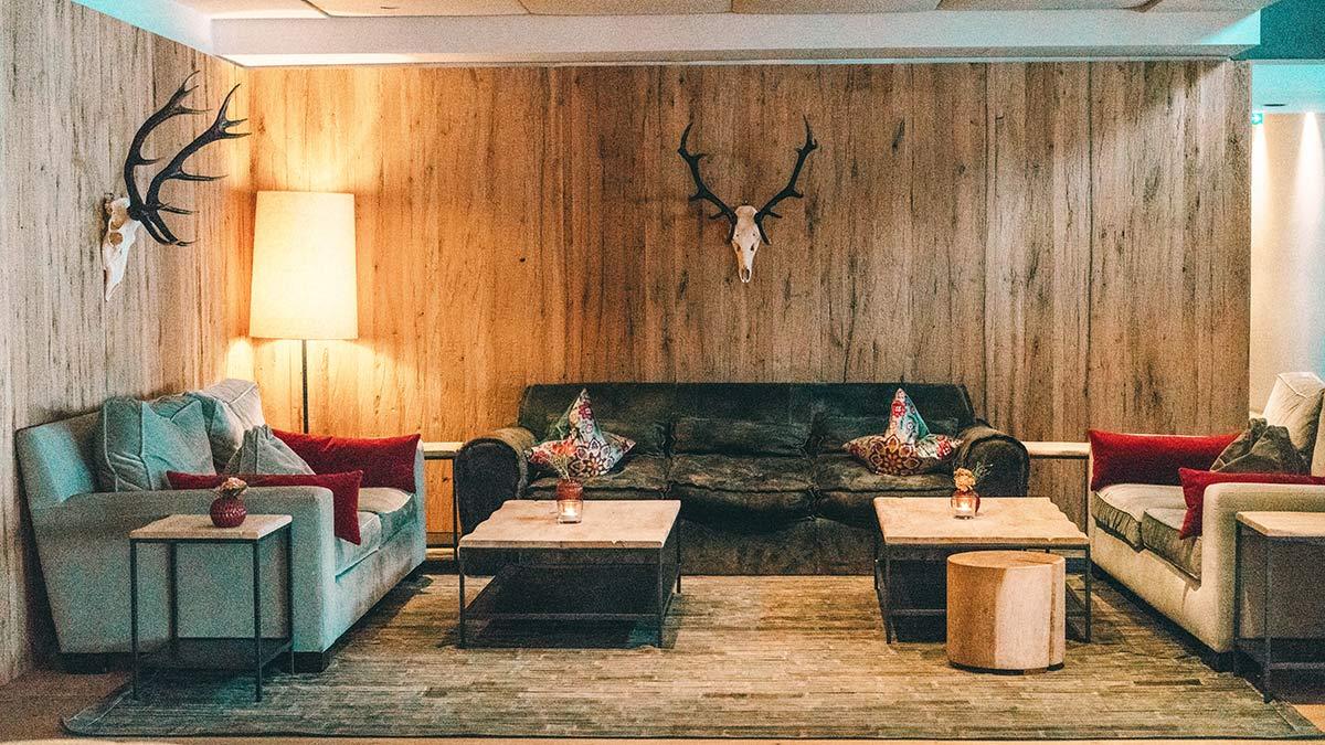 Hotel Forsthofgut Lobby