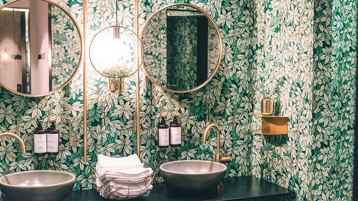 Hotel Forsthofgut Toilette