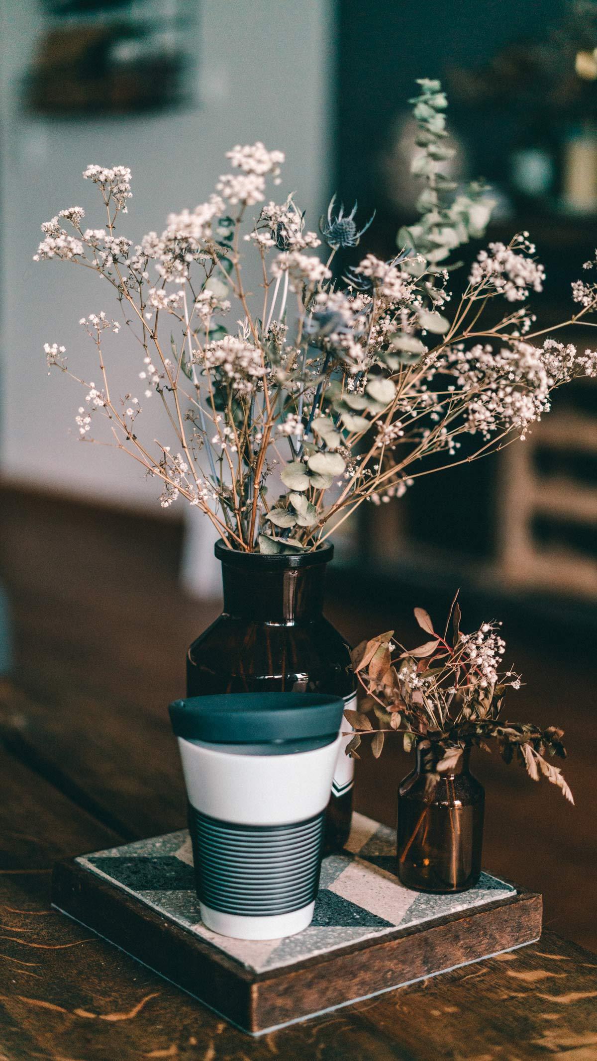 Nachhaltiger Kaffeebecher