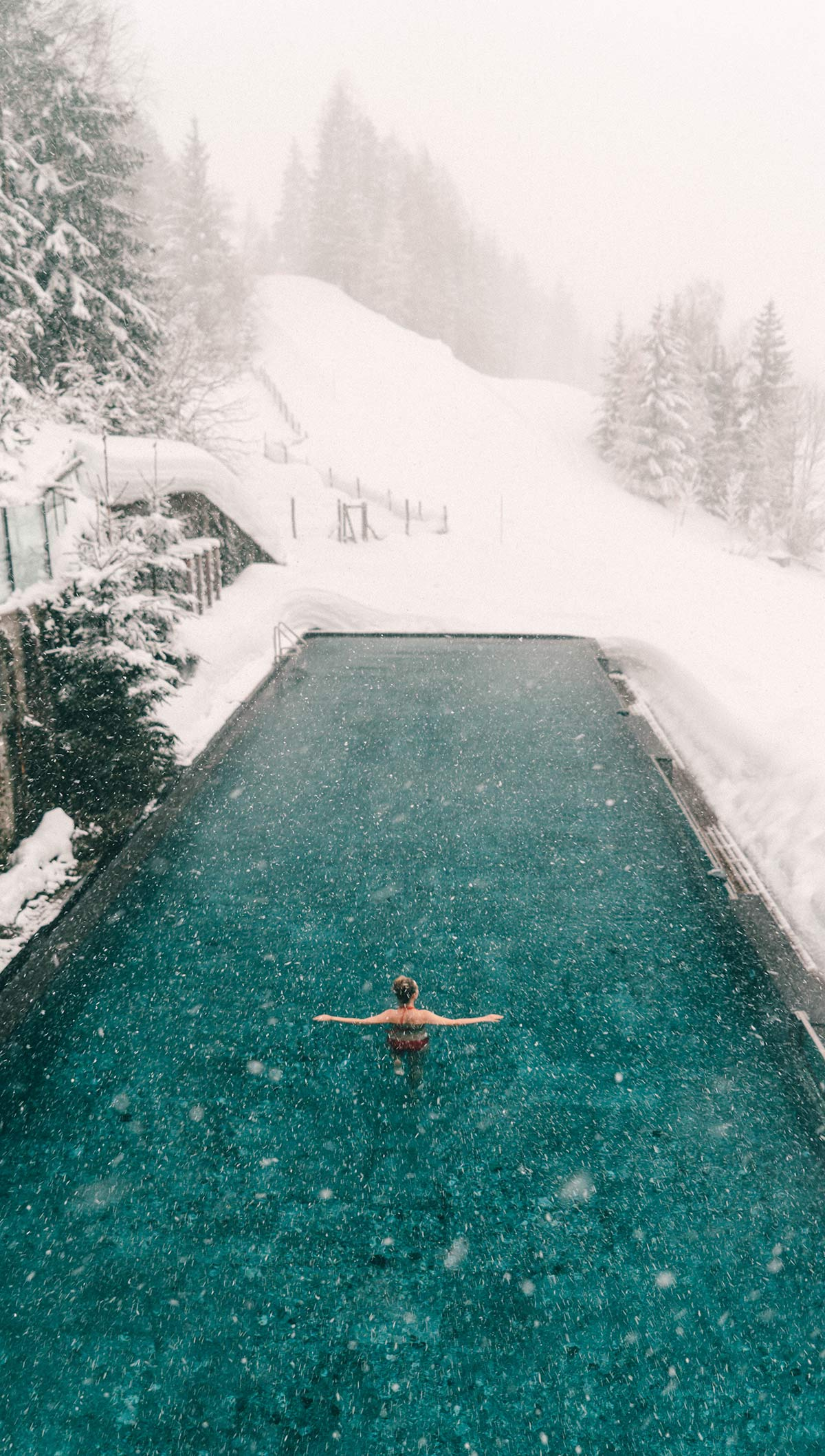 Pool Hotel Forsthofgut