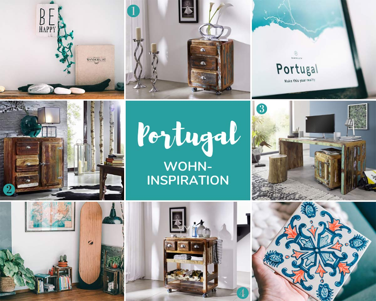Portugal Wohninspiration