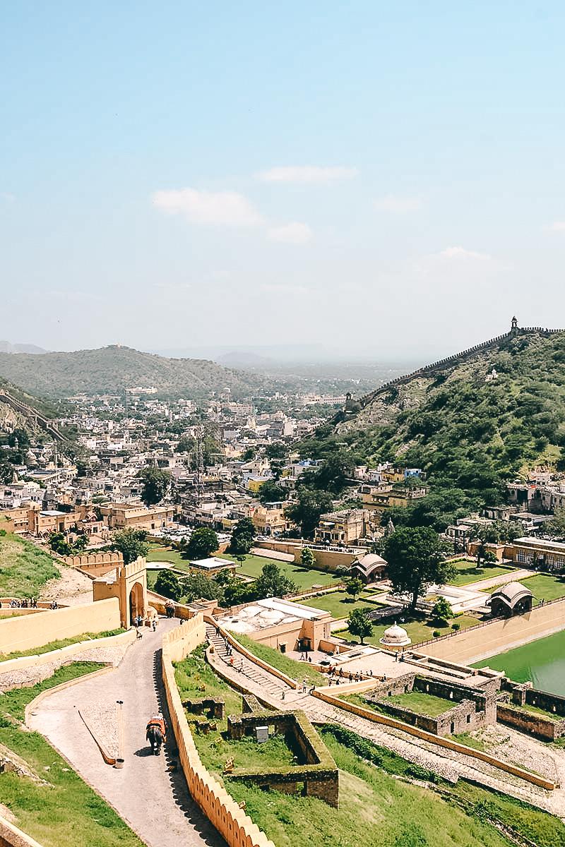 Rajasthan sehenswürdigkeiten jaipur