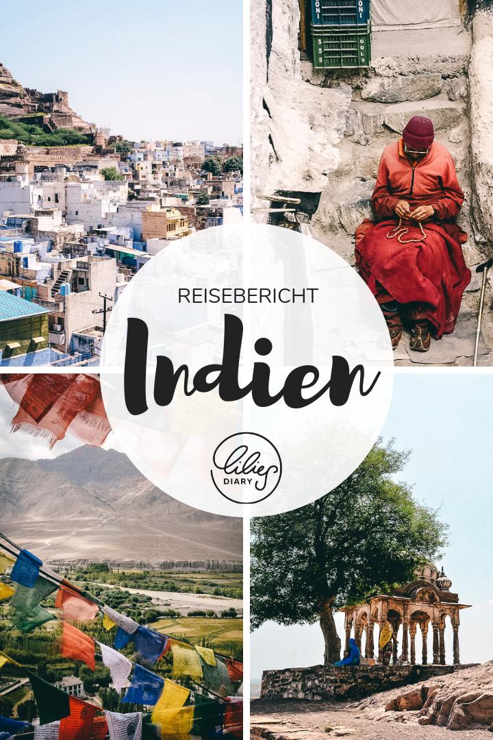 Reisebericht Indien