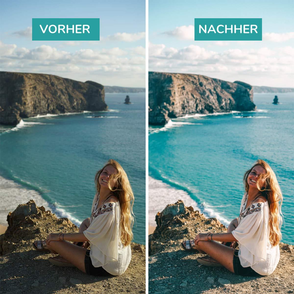 Reisebilder Presets