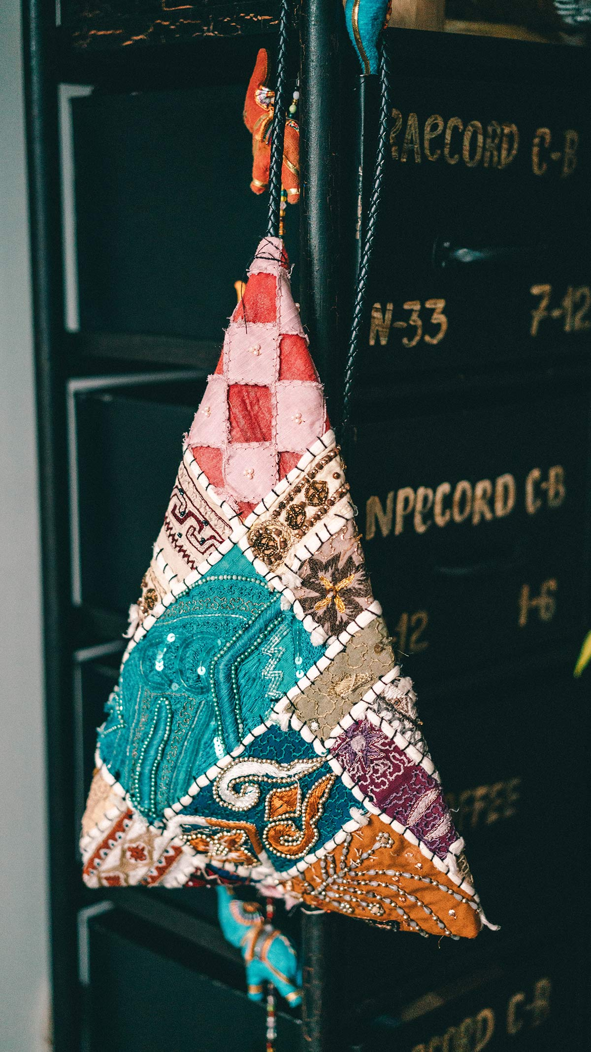 Tasche aus Indien