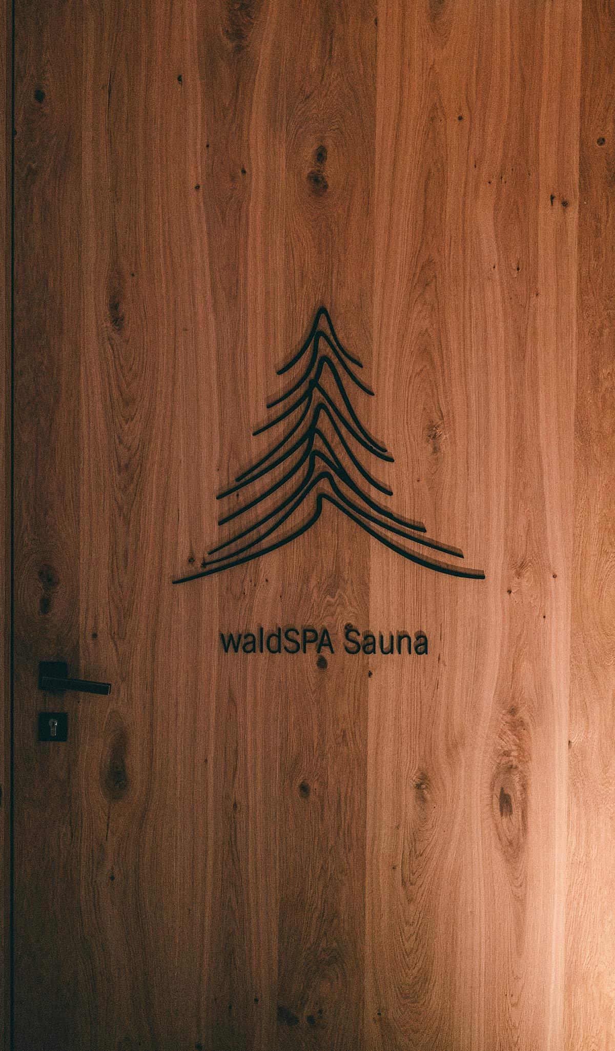 waldspa Sauna Naturhotel Forsthofgut