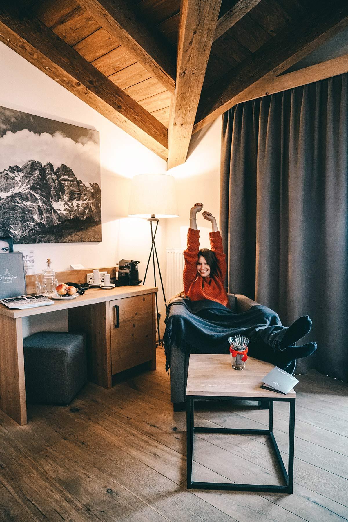 Zimmer Hotel Forsthofgut