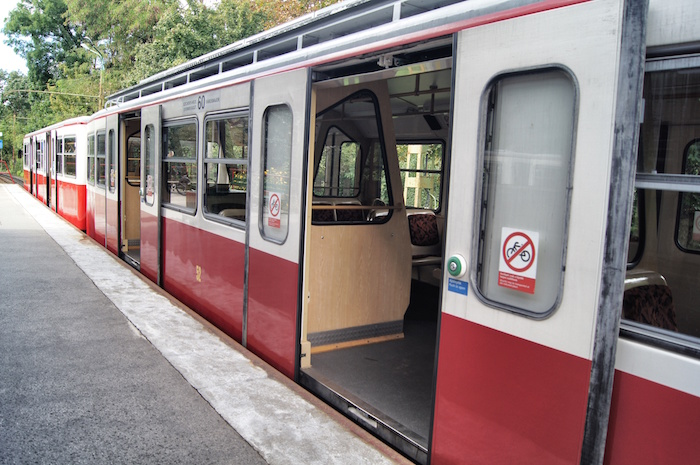 budapest cog train