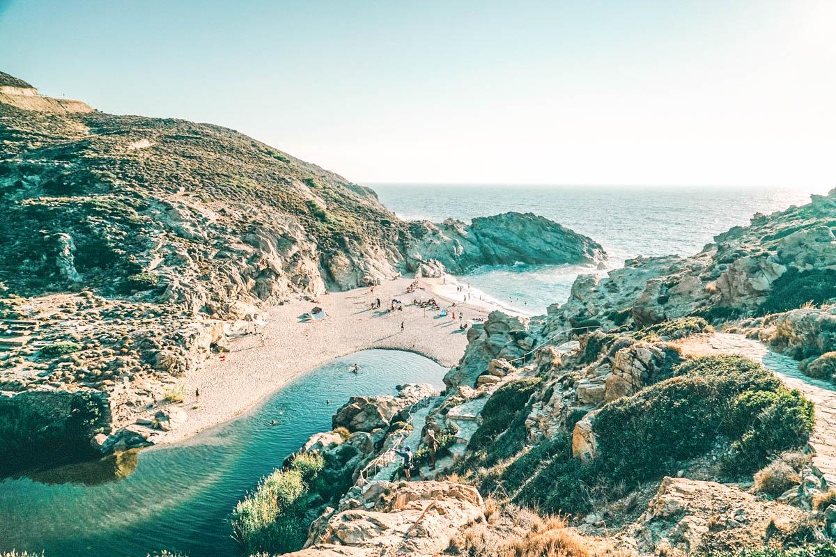 Landschaft Ikaria
