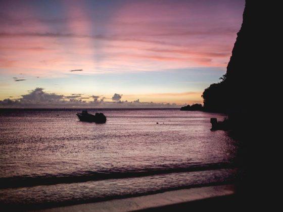 Nachttauchen auf St Lucia