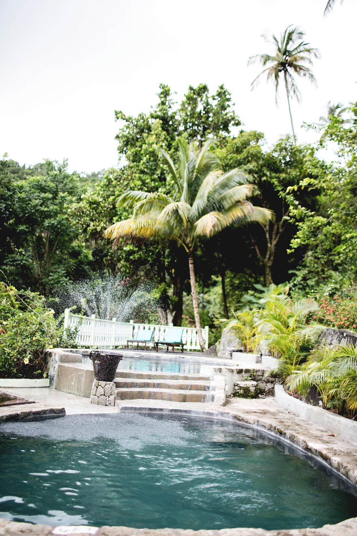 Pool Kakaoplantage