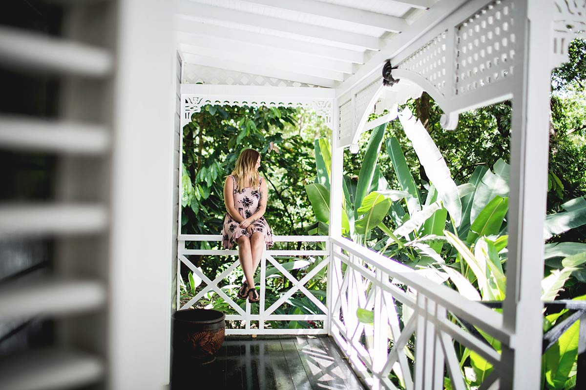 Terrasse St Lucia