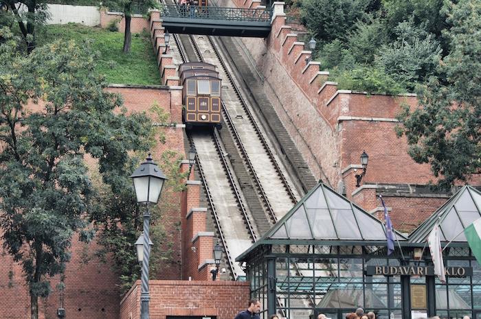 Zahnradbahn Budapest