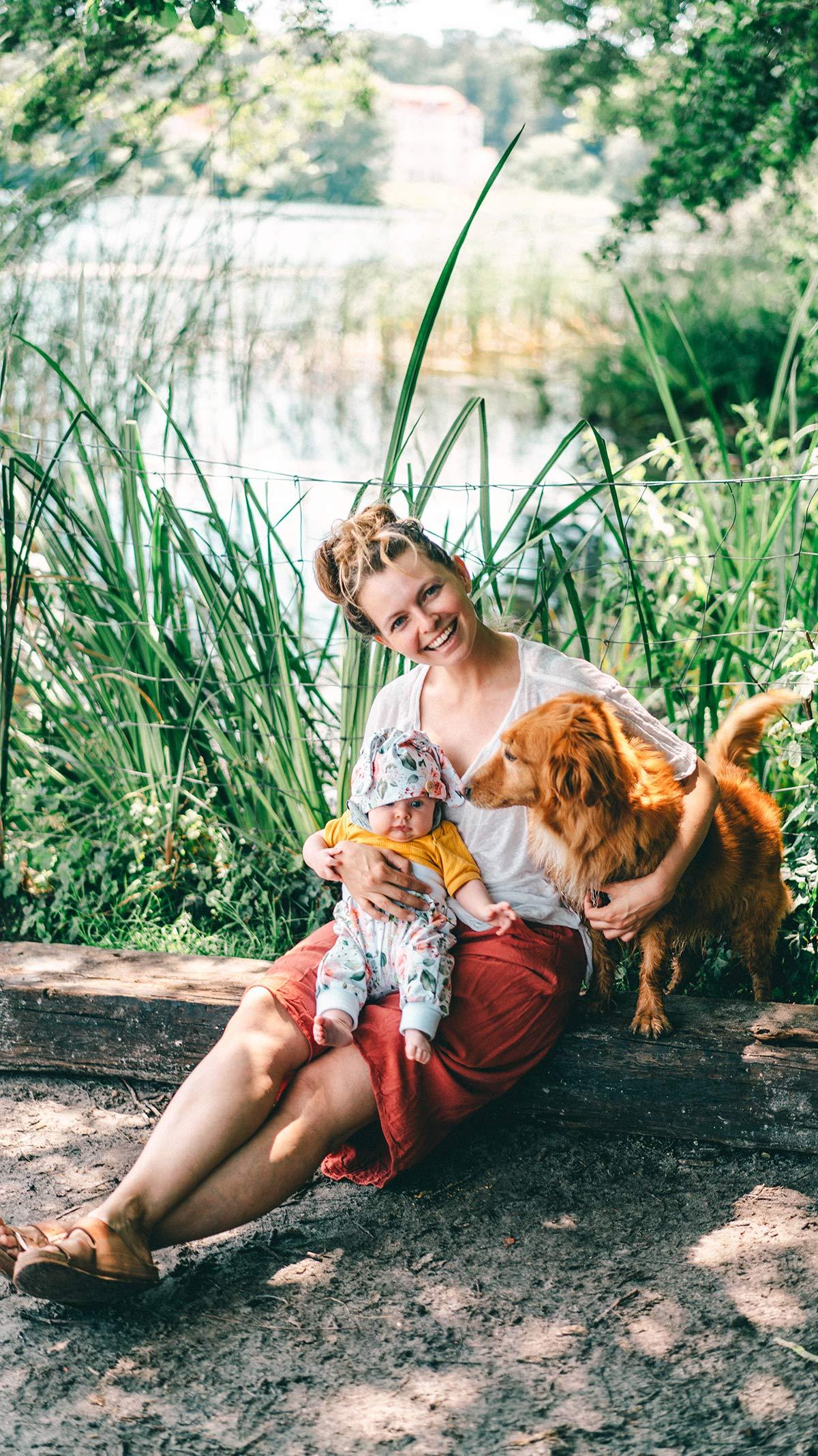 Christine Neder am See