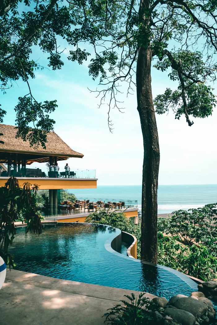 pool lagata resort costa rica