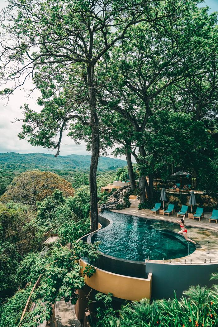 pool lagata resort