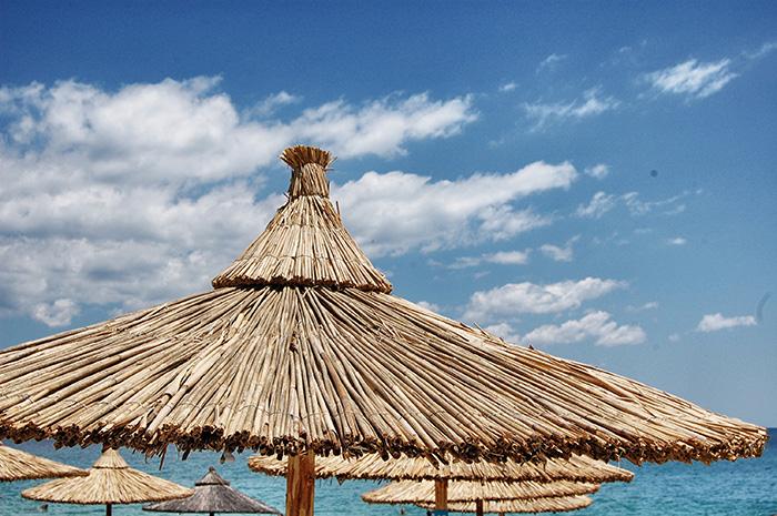 sommerurlaub packliste strand
