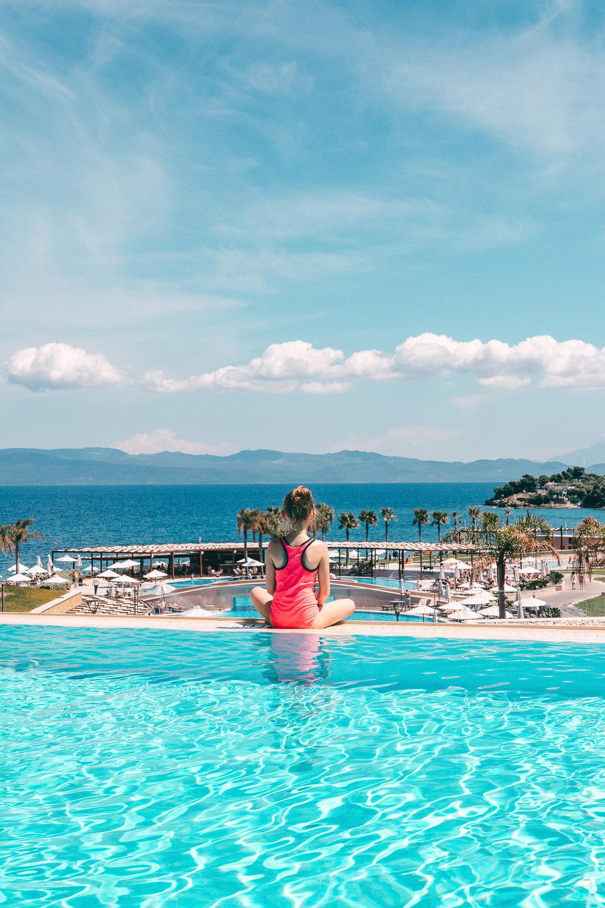 Urlaub Chalkidiki Familie Hotel
