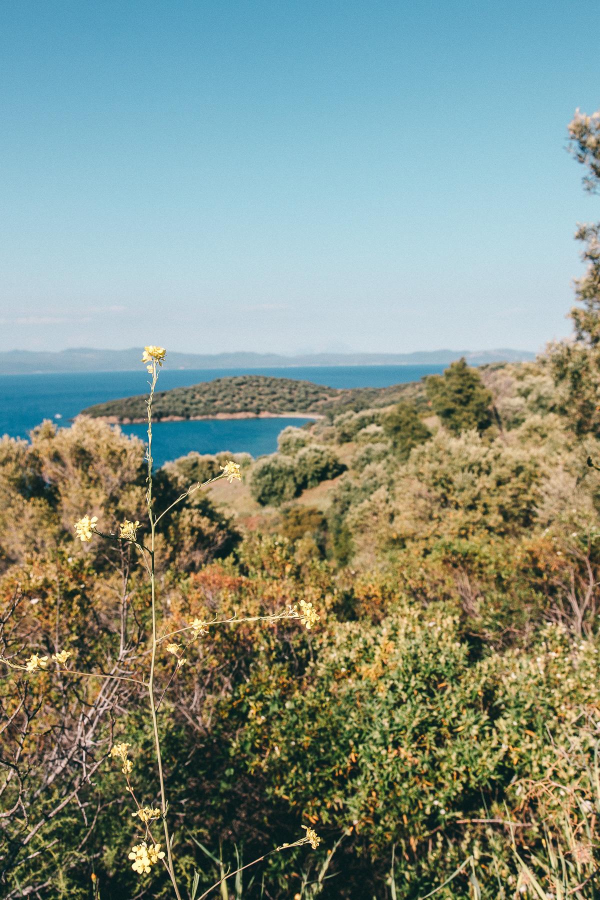 Urlaub Chalkidiki Wandertouren