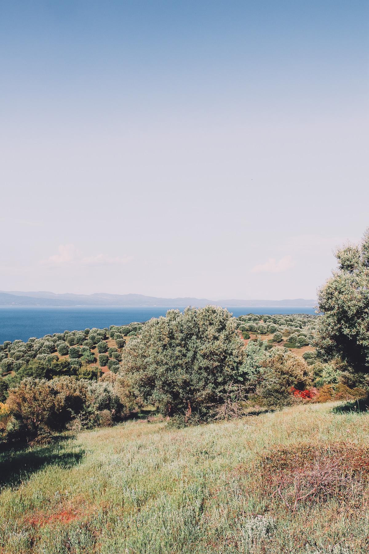 Urlaub Chalkidiki Wanderung