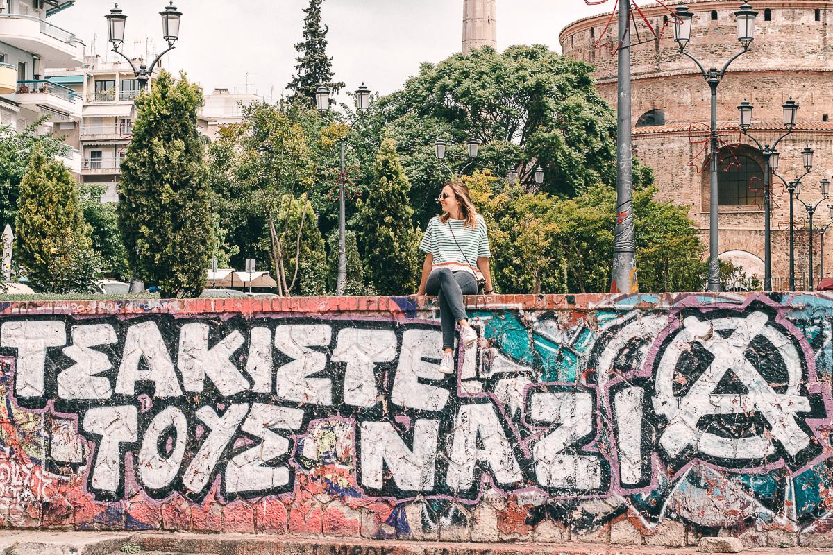 Chalkidiki Thessaloniki Griechenland Sightseeing