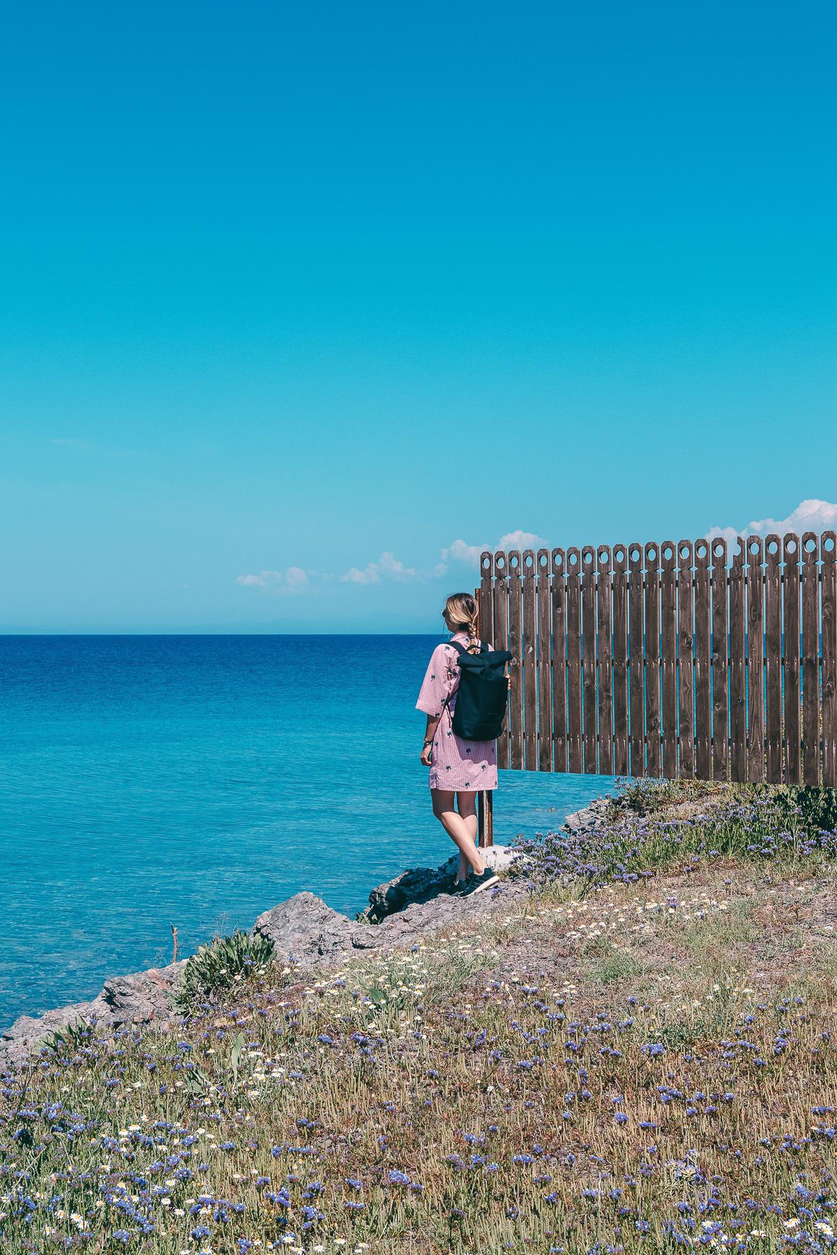 Urlaub Chalkidiki Wandern