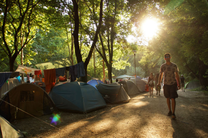 festival camping tipps