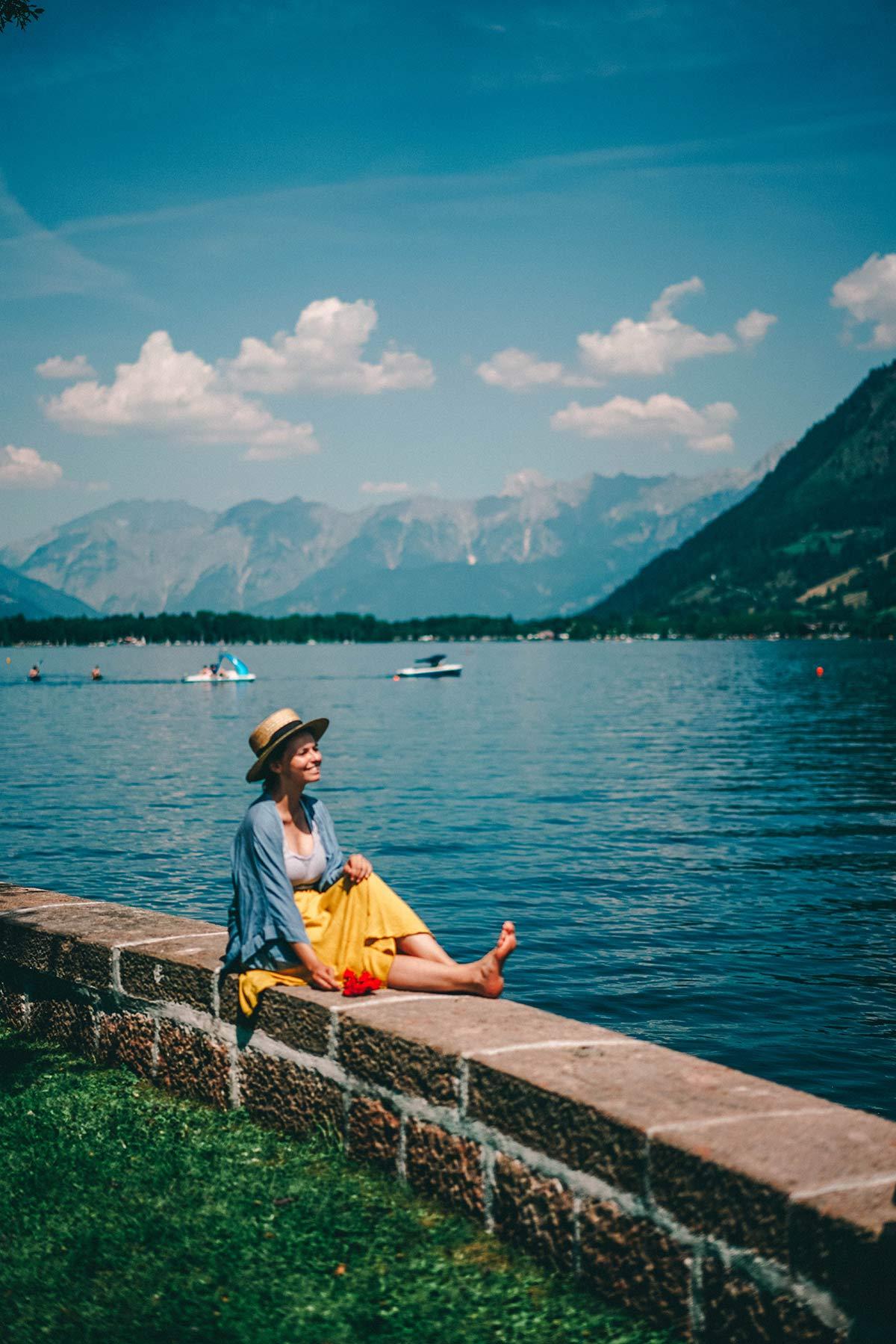 Christine Neder Oesterreich See