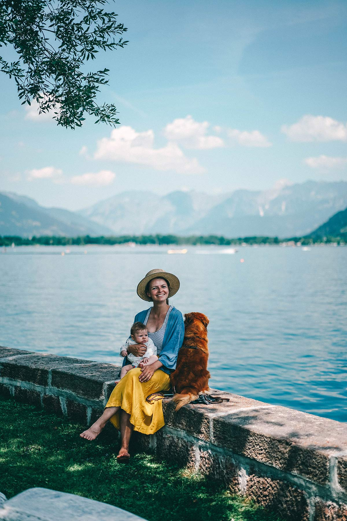 Familie Zell am See