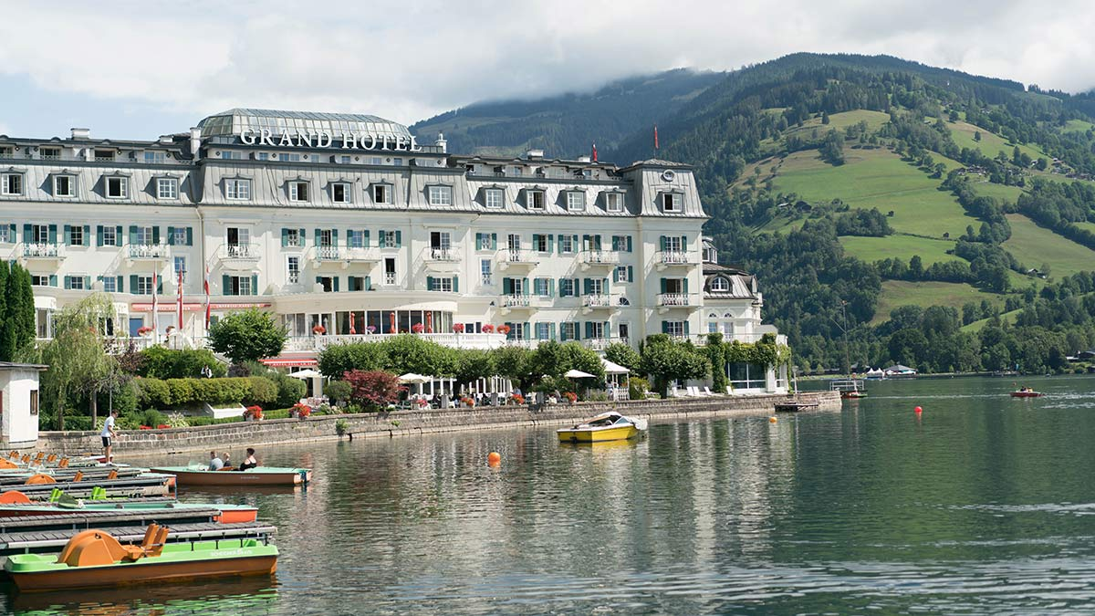 Grand Hotel Zell am See Seeblick