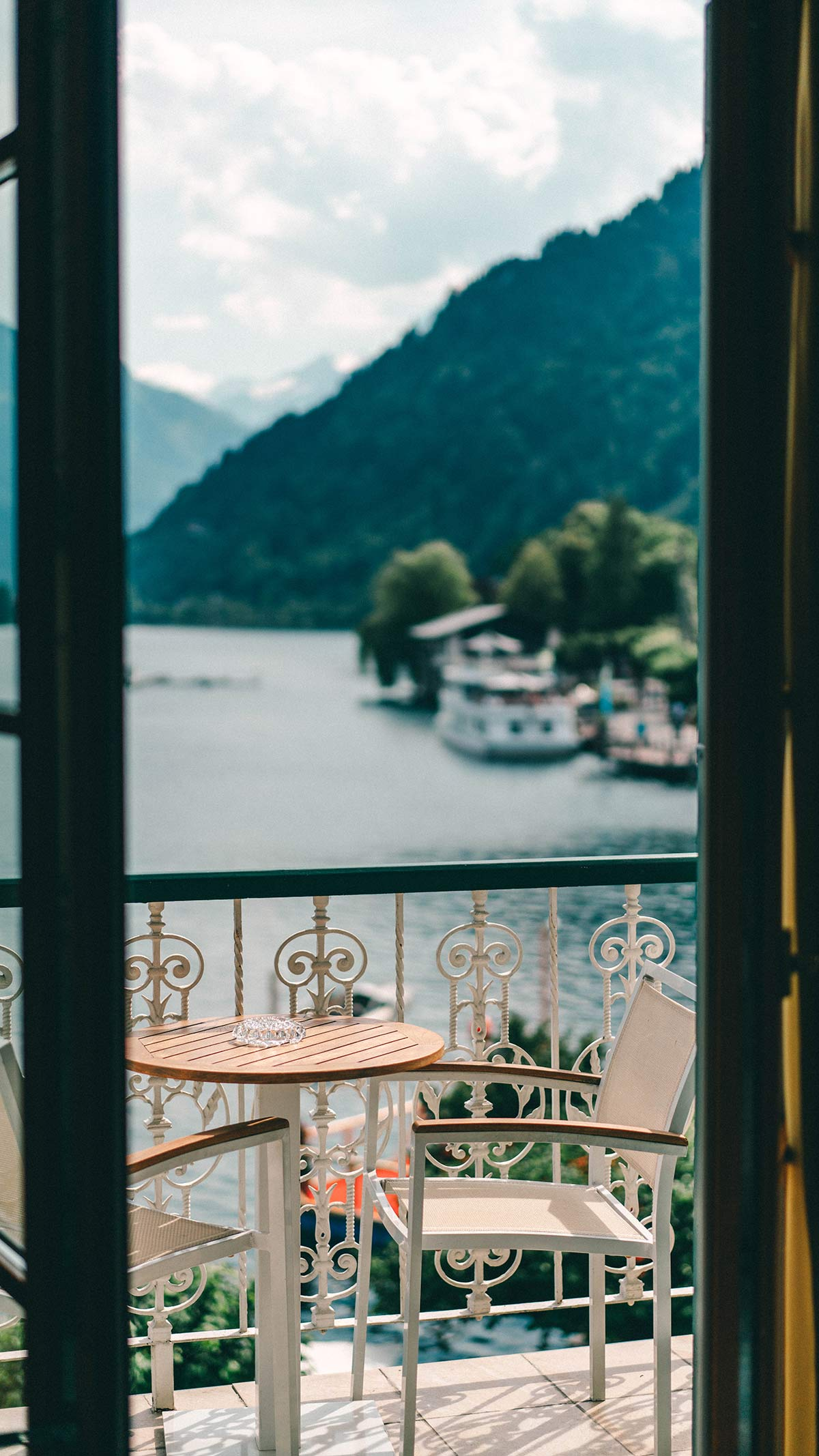 Grand Hotel Zell am See Zimmer