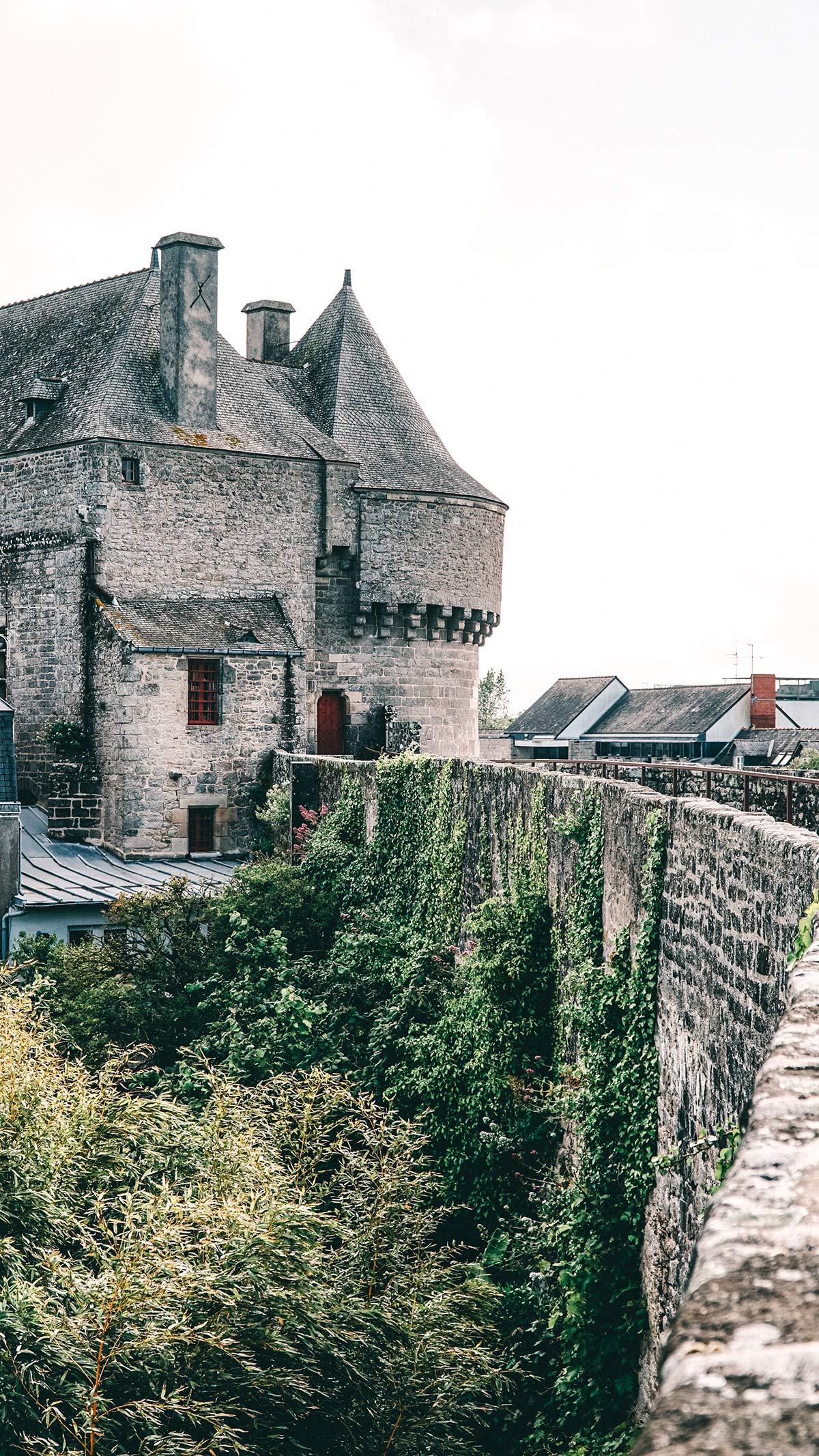 Guerande Stadtmauer