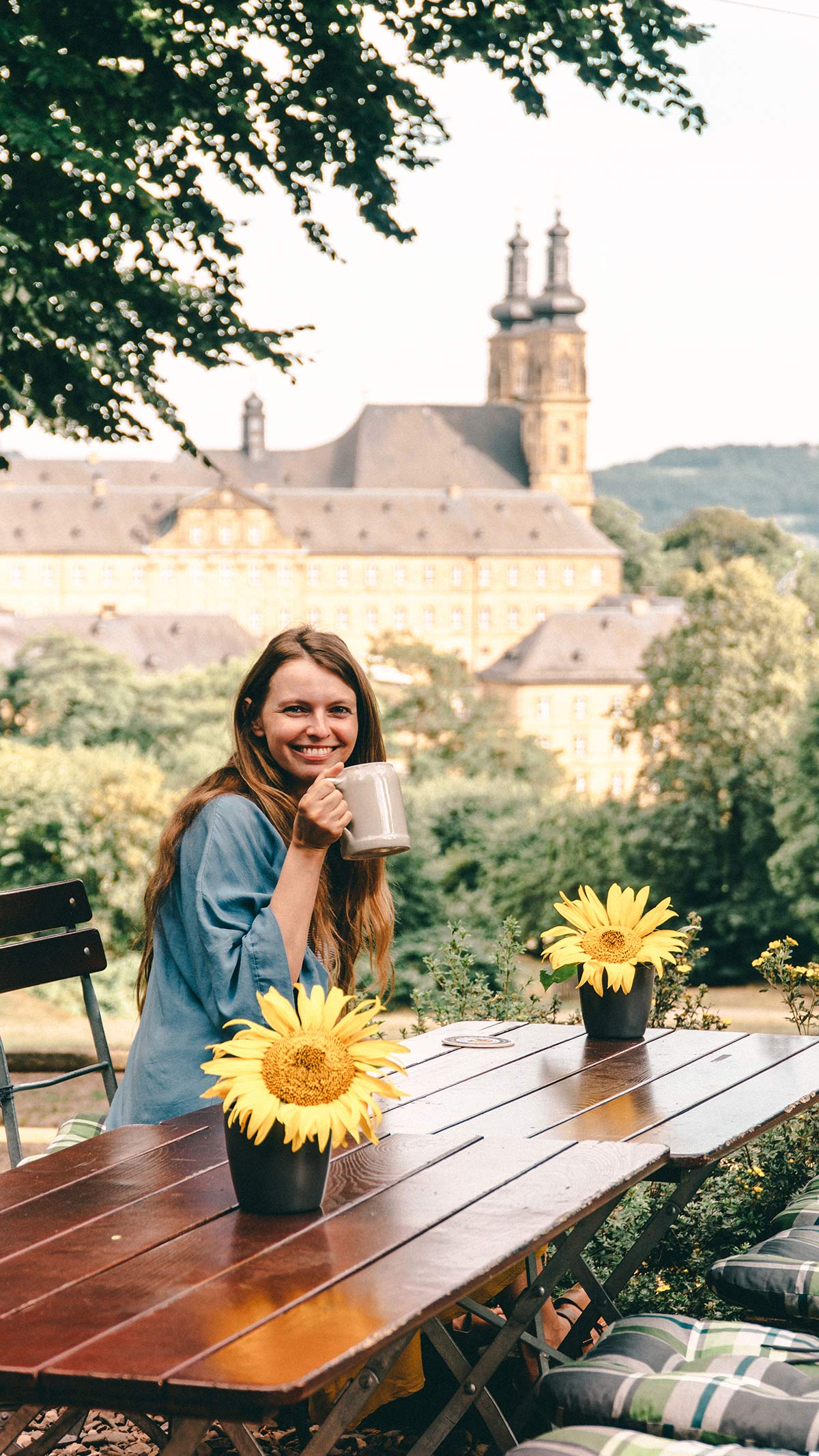 Kloster Banz Christine Bad Staffelstein Ausflugsziele
