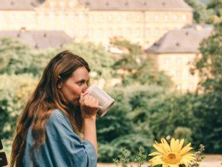 Kloster Banz Waldschaenke Christine